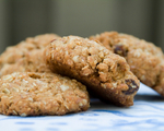 Oatmeal Date Cookies