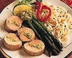Pork with Cilantro Lime Pesto