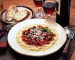 Pasta with Rapid Ratatouille Sauce