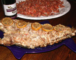 Greg Garvey's Grilled Redfish