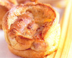 Sausage and Bacon Popovers