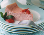 Low Carb Scrumptious Strawberry Cheesecake