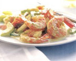 South Beach Diet Shrimp and Celery Salad