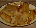 Pork or Beef Red Chili Tamales