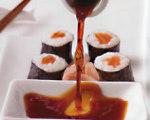Tekka-Maki Sliced Tuna Roll Sushi