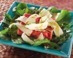 Quick Watermelon Parmesan Salad