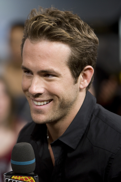 Ryan Reynolds: The Sexiest Man Alive -- Ryan Reynolds