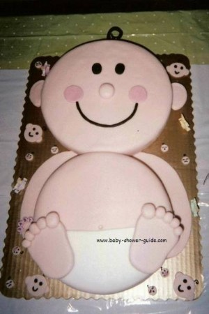 newborn-baby-shower-cake
