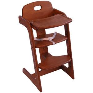 ... Mahogany High Chair
