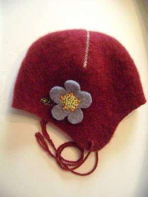 retro baby hat