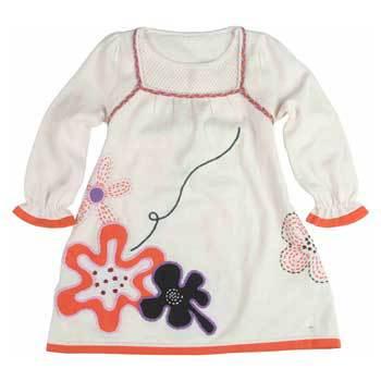 spring baby dress
