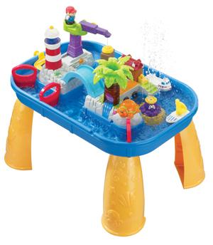 baby water fun