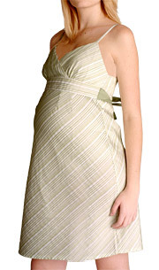 maternity sundress