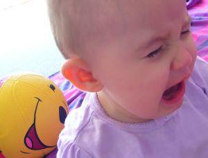 baby temper