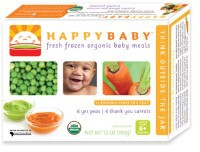 frozen organic baby food