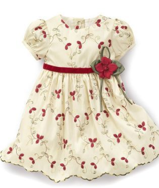 Macy'S Baby Holiday Dresses 14