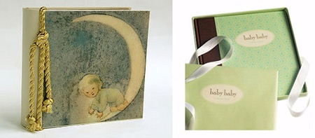 luscious acid free photo safe baby memory books