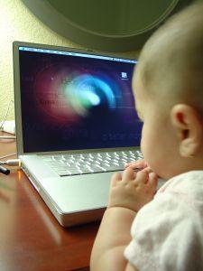 online baby games