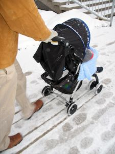 stroller safety