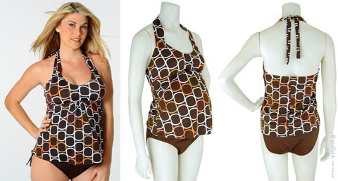 brown-mod-maternity-swimsuit