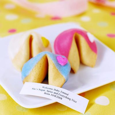 fortune_cookie baby shower gift