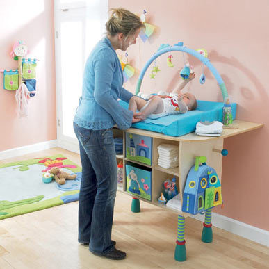 safe changing table 2