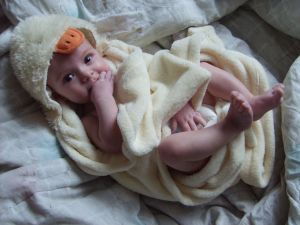 non-toxic baby bath time