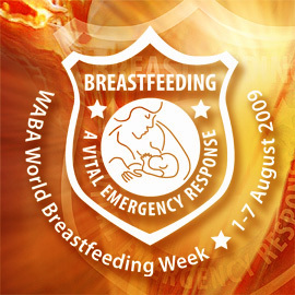 world-breastfeeding-week-2009