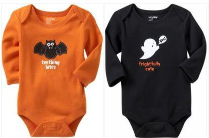 Fill your wardrobe with options from the Gap Just In! Trick Or Treat collection for Halloween. Browse the baby halloween clothes assortment for fun seasonal wear.