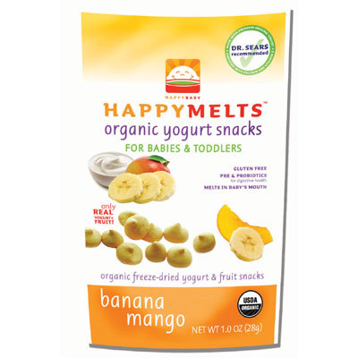 Foods Baby Food on Ve Talked About Happybaby Organic Baby Food Here Before And Now