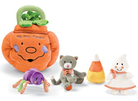 Baby Gund My First Pumpkin Playset