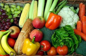 veggies and fruits for baby