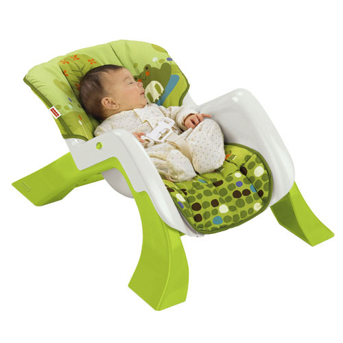 Fisher Price 4 In 1 Baby System Infant Swing And Infant Seat