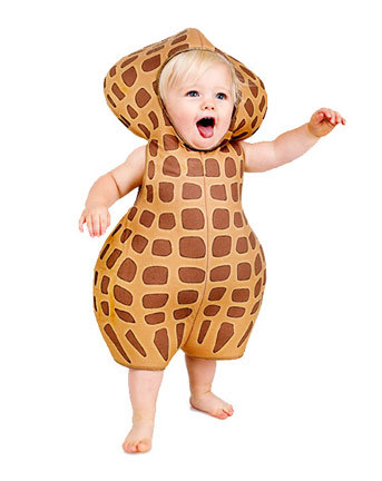 Halloween costumes of the day: random baby goodness