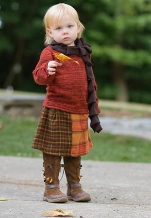 Gorgeous Autumn Baby Clothing
