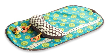 Infantino tummy time mat