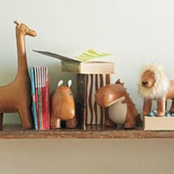 menagerie bookends