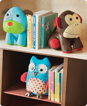 baby decor, baby nursery, baby's room, bookends, childs room decor, kid's room, nursery decor