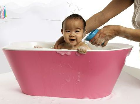 Bato baby bath tub by Hoppop