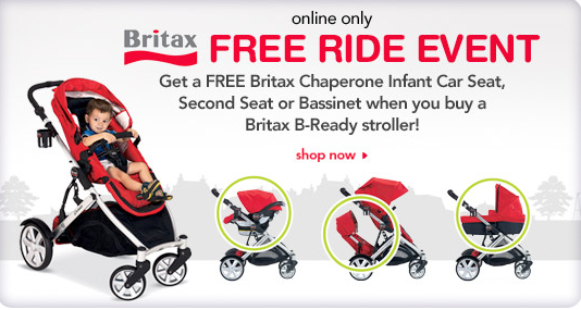 Britax Free Ride Event At Babies R Us