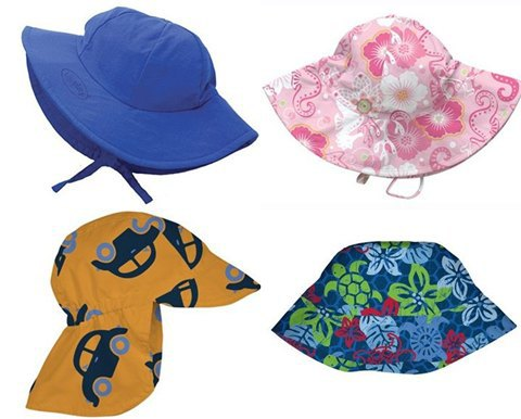 Sun Protection Hats For Baby With Uv Protective Fabric