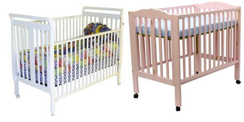 Recall: Dream on Me Recalls Drop-Side Cribs