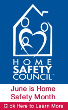 home safety month, home safety, fire alarms, nursery safety, baby safety, kitchen safety