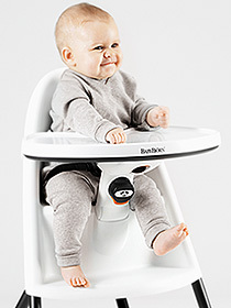 BABYBJRN High Chair , high chair, baby feeding, high chairs, safe baby product, modern baby 