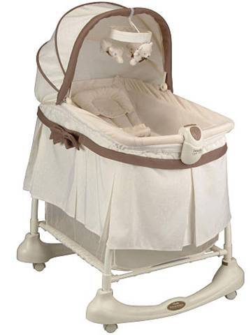 New Kolcraft Bassinet Helps Babies Who Suffer From Colic