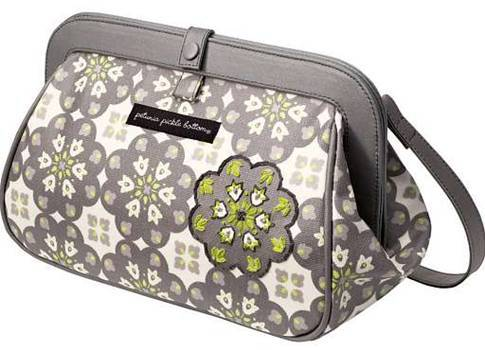 stylish diaper bag, best diaper bag, Petunia Pickle Bottom, diaper bag, diaper clutch