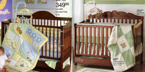 Recall: Drop-side Cribs Sold At J.C. Penney