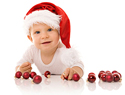 7 Helpful tips for taking your baby to see Santa