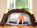 Super portable GoCrib by Guava Family