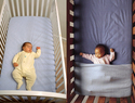 Cold weather means an increase in SIDS risks